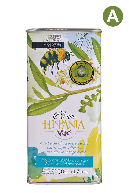 Oleum Hispania Nature Premium Arbequina