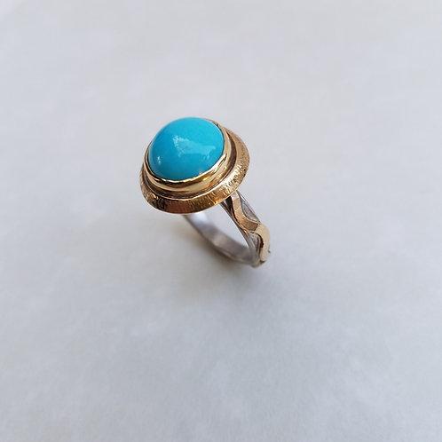 Gem Turquoise Ring