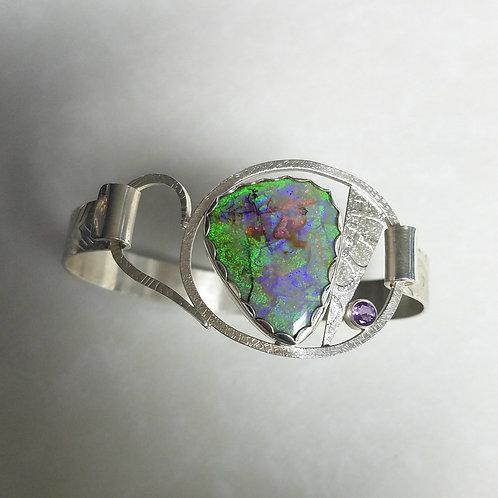 Monarch Opal bracelet
