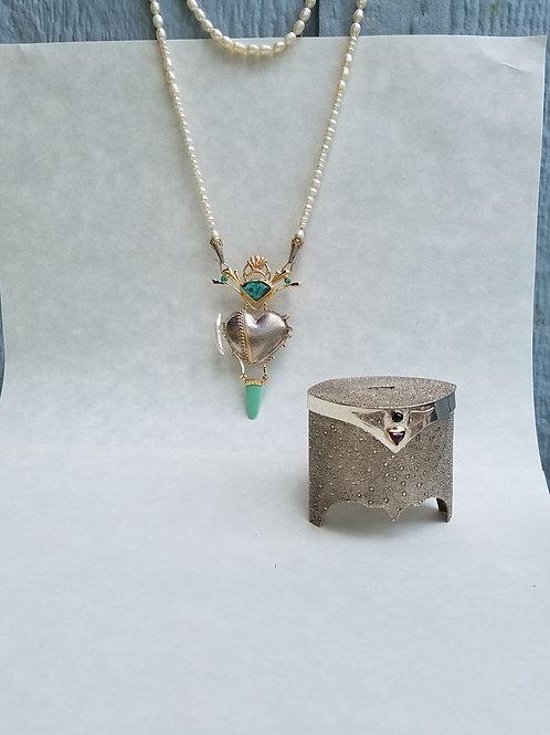 Opal Empress Jewel Box
