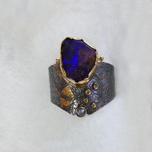 Deep Purple Ring