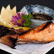 Broiled Salmon Kama