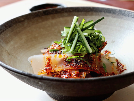 Liangpi Noodles Chilli Oil (Vegan)