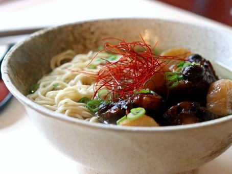 5 Spice Oxtail Noodle soup