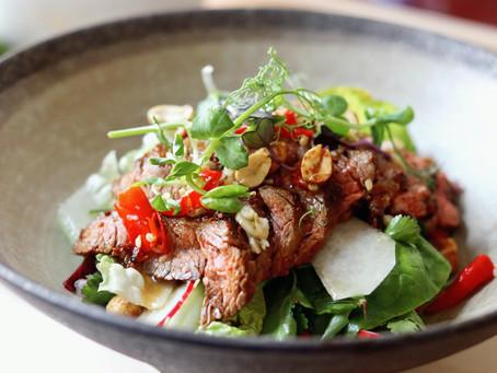 Nam Tok (Thai Beef Salad)
