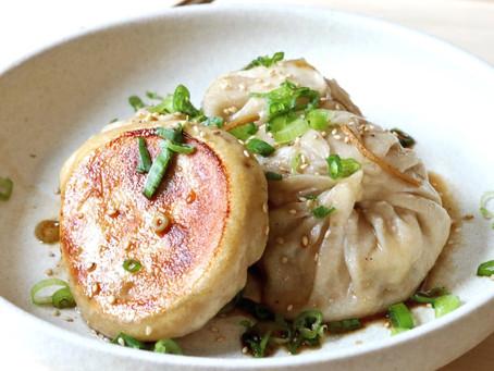 Sheng Jan Bao (Pan Fried Soup Dumplings)