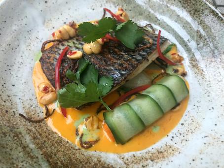 Tilapia Fish Curry