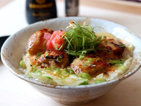 Oyakodon (Chicken and Egg Rice)