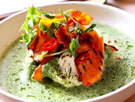 Pumpkin Cauliflower Thai Curry (Vegan)