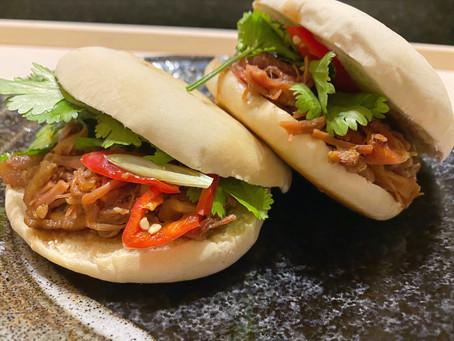 Roujiamo (Chinese Hamburger)