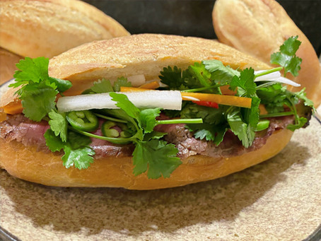 Banh Mi (Vietnamese Baguettes)