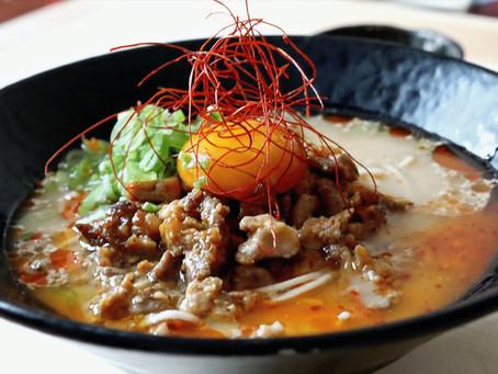 Duck Spicy Miso Tonkotsu Ramen