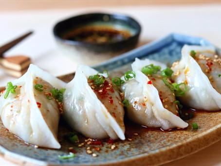 Chiuchow Dumplings (Prawn and Chive)