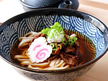Beef Niku Udon
