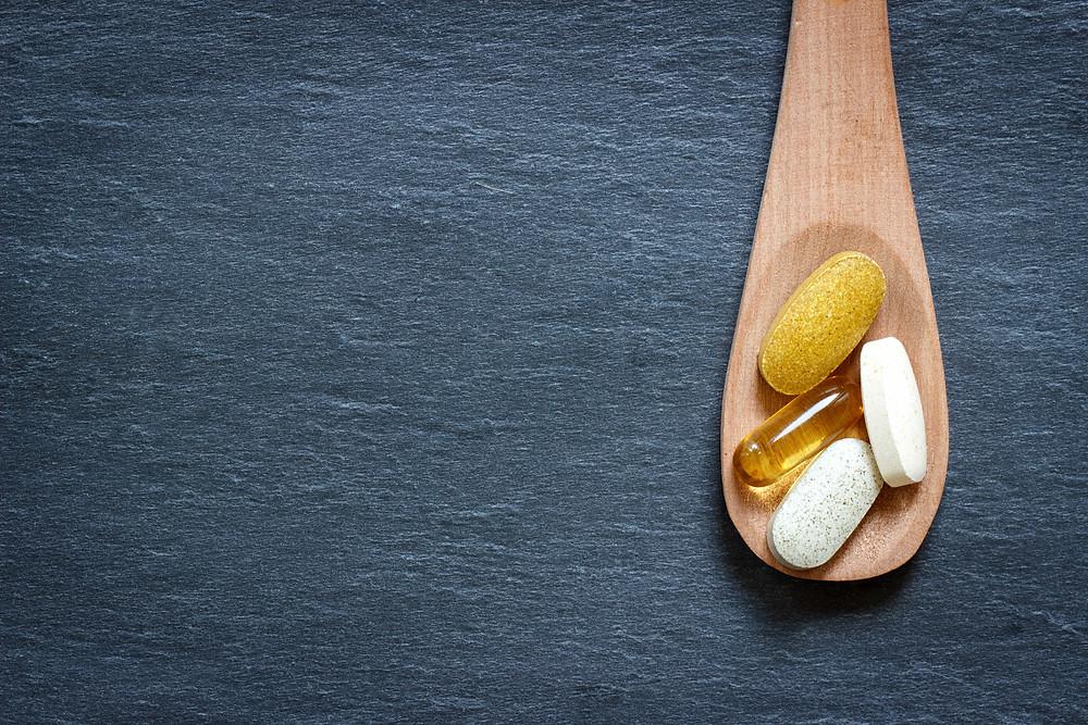 Dry eye supplements