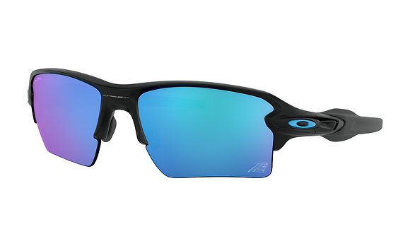 Oakley Carolina Panthers Flak 2.0