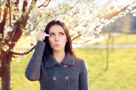 Reducing Eye Irritation Caused by Allergies