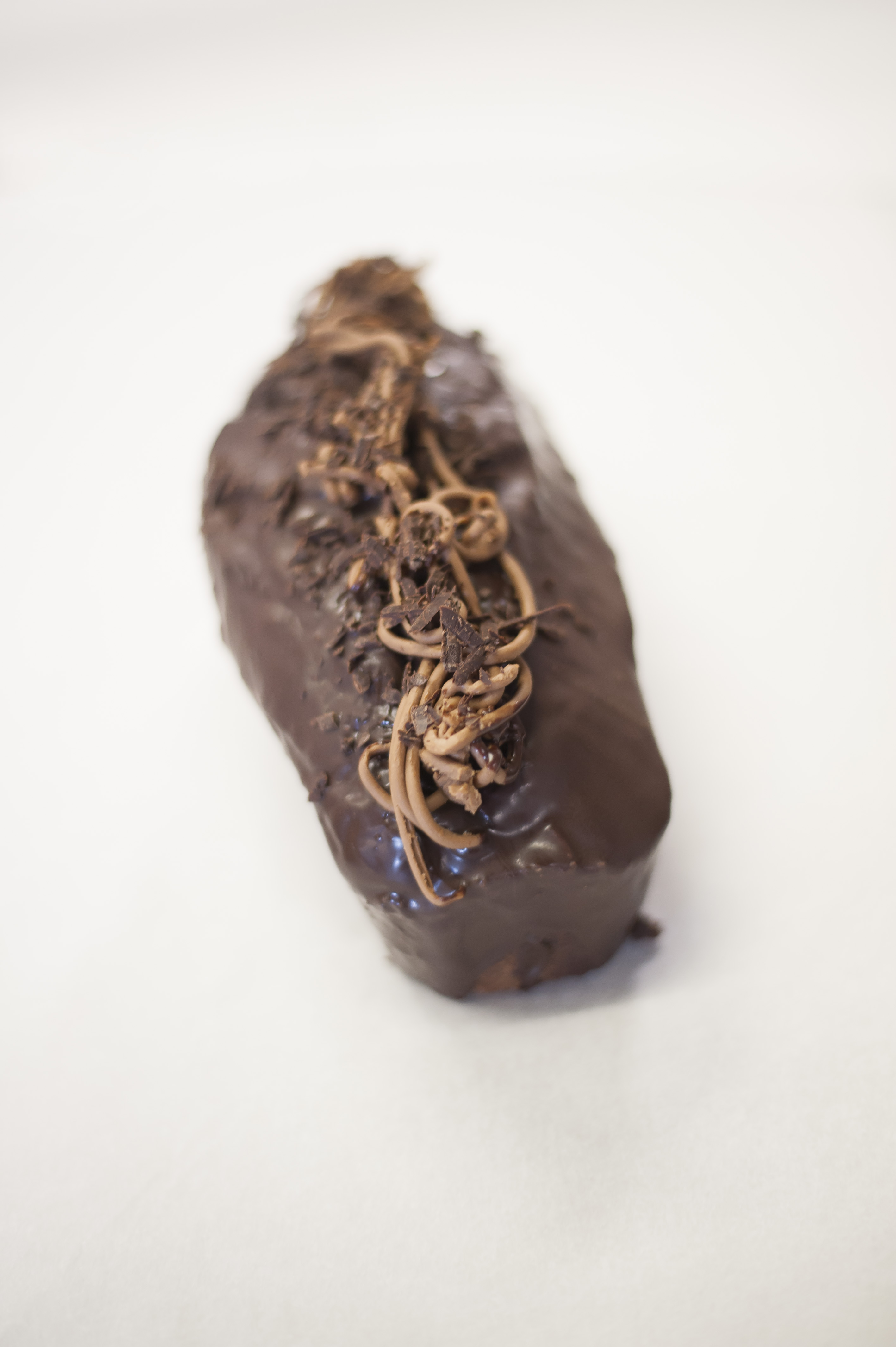 Chocolat Gianduja Pound Cake