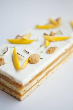 Exotic Vanilla Cake