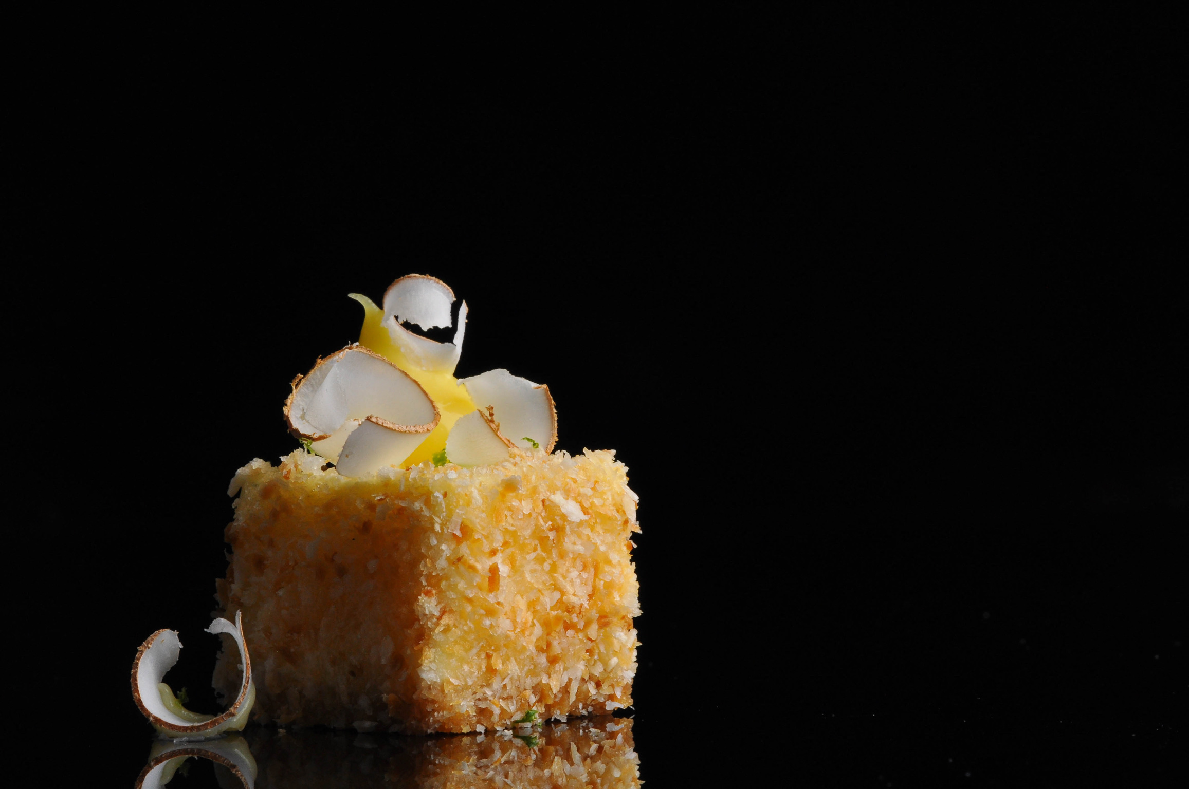 Coco Cheesecake