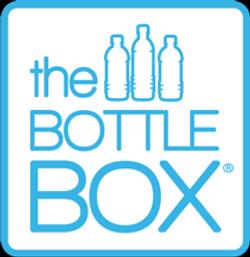 The bottle box Logo
