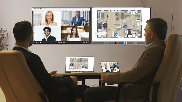 Poppy Meet Smart Office