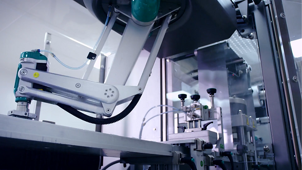 Smart Factory Poppy IoT