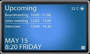 Room Booking system Poppy Meet Smart Office