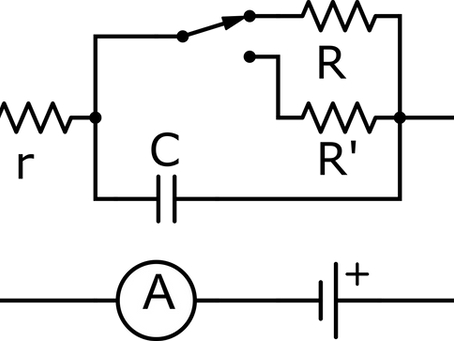 Characterizing a nanopore electrically