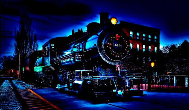 MIDNIGHT TRAIN BLUES BAND