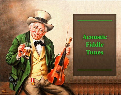 ACOUSTIC FIDDLE TUNES