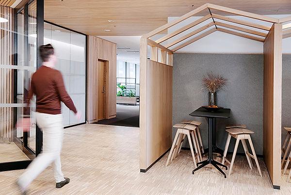 Interiørarkitektur Hafslund Eco Elvia