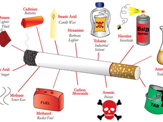 Over 7,000 Chemicals Found In Cigarettes