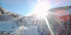 Neige fraiche sur Valloire-Galibier