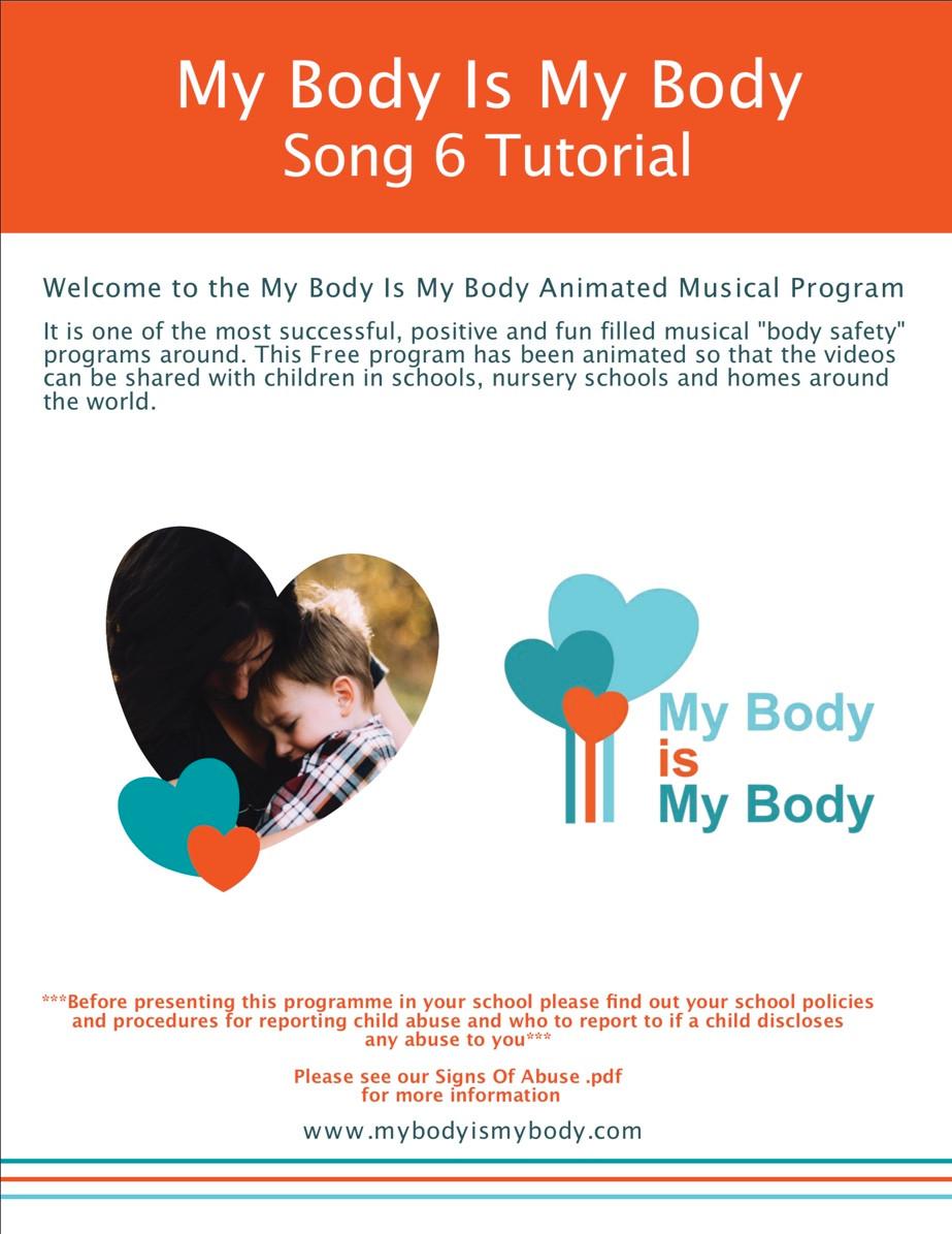 Say No To Secrets (Song 6 Tutorial)