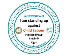 MBIMB I am standing up against Child Lab