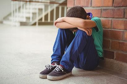Signalen van misbruik bij kinderen
