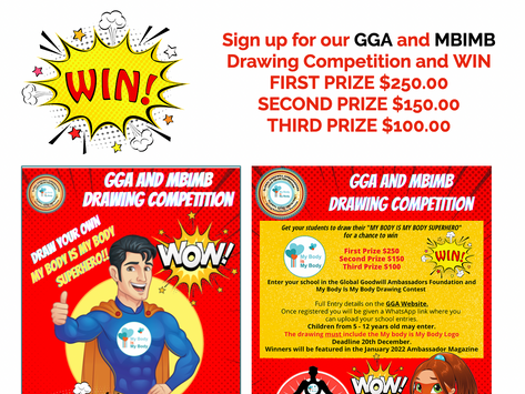 Win $250 for your school or NGO