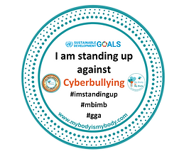 MBIMB I am standing up against CyberBull