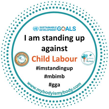 MBIMB I am standing up against Child Lab