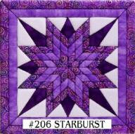 206 Starburst