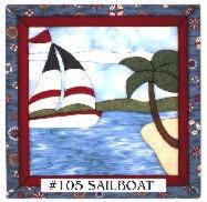 105 Sailboat