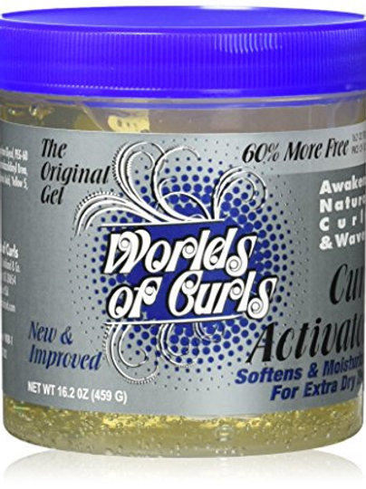 Worlds of Curls Activator - 32oz