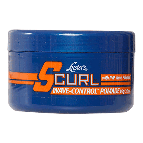 Luster's S-Curl Wave-Control Pomade 3 oz