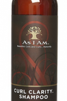 As I Am Curl Clarity Shampoo, 8 oz