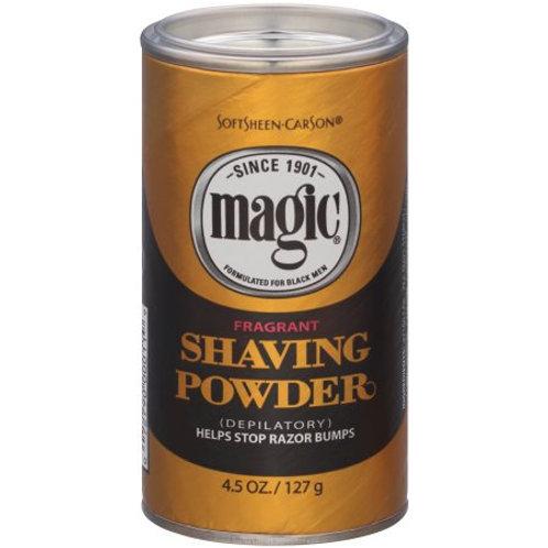 SoftSheen-Carson Magic Fragrant Shaving Powder