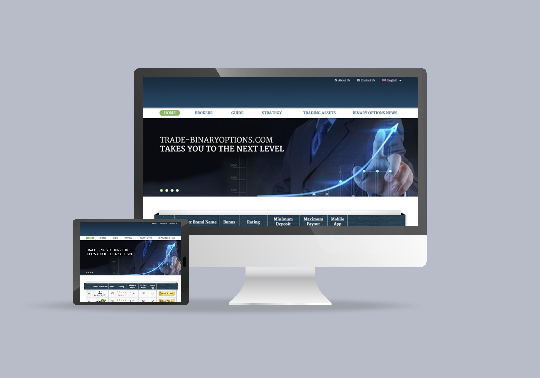 tradebinary_website