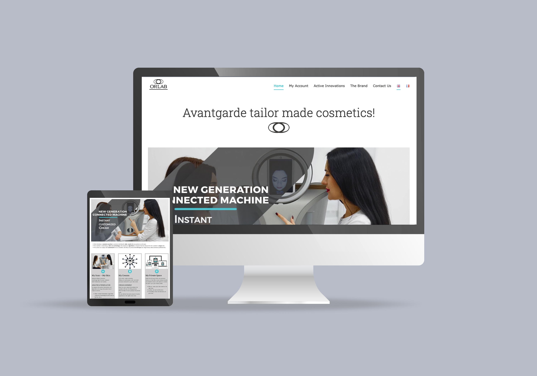 Orlab website
