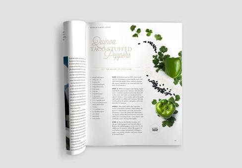 Editorial Layout Design