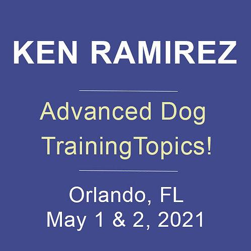Ken Ramirez: Orlando Florida